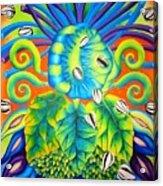 Concha Acrylic Print