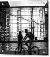 Concrete And Glass Acrylic Print