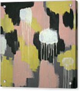 Concrete And Lemonade 1 Acrylic Print