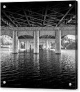 Concrete Bridge Acrylic Print