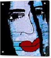 Concrete Memory Acrylic Print