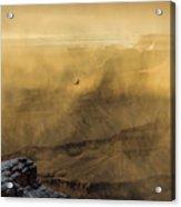 Condor In A Storm Acrylic Print