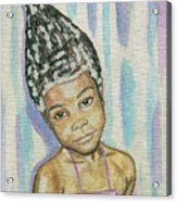 Conehead Acrylic Print