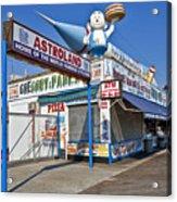 Coney Island Memories 11 Acrylic Print