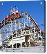 Coney Island Memories 2 Acrylic Print