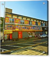 Coney Island Memories 4 Acrylic Print