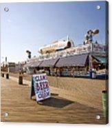 Coney Island Memories 7 Acrylic Print