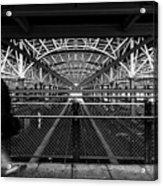 Coney Island Stillwell Ave Subway Station Acrylic Print