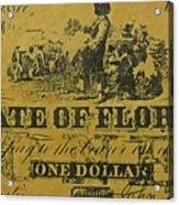 Confederacy  Acrylic Print