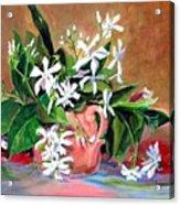 Confederate Jasmine Acrylic Print