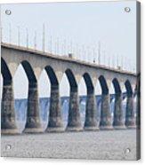 Confederation Bridge 5511 Acrylic Print