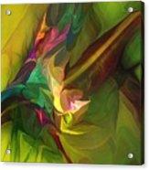 Confluence Acrylic Print
