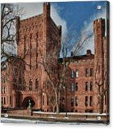 Connecticut Street Armory 3997a Acrylic Print