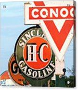 Conoco Sign 081117 Acrylic Print
