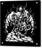 Conqueror Acrylic Print