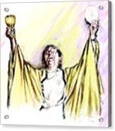Consecration  Acrylic Print
