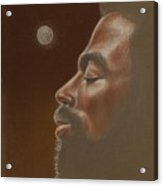 Consider The Moon Acrylic Print