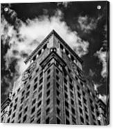 Consolidated Edison Building Acrylic Print