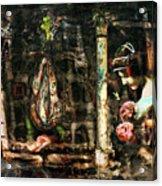 Conspiracy Of Silence Acrylic Print