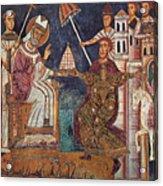Constantine I (c280-337) Acrylic Print