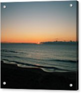 Constantine Sunset Acrylic Print by Carl Whitfield