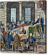 Constitutional Convention Acrylic Print