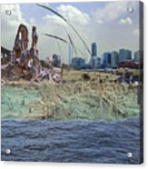 Constructed Landscape No.3 Acrylic Print