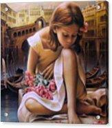 Consuelo Acrylic Print