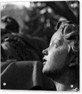Contemplation Acrylic Print by Marc Huebner