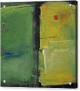 Conversation With Rothko Acrylic Print