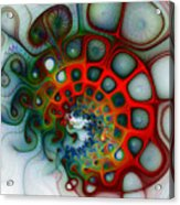 Convolutions Acrylic Print