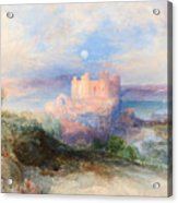 Conway Castle Acrylic Print