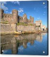 Conwy Castle Acrylic Print
