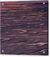 Cook Inlet Sunset Acrylic Print