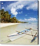 Cook Islands, Aitutaki Acrylic Print by Bob Abraham - Printscapes