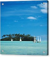 Cook Islands, Rarotonga Acrylic Print