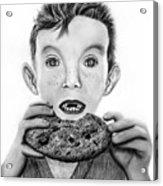 Cookie Surprise  Acrylic Print