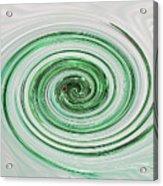 Cool Mint Whip Acrylic Print