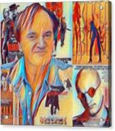 Cool Tarantino Acrylic Print
