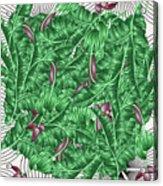 Cool Tropic  Acrylic Print
