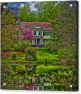Coolfront Manor House Acrylic Print