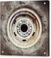 Cooper Discoverer Radial Lt Tire Acrylic Print