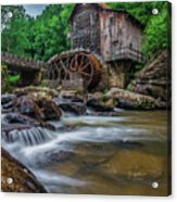 Coopers Mill Acrylic Print