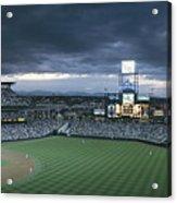 Coors Field, Denver, Colorado Acrylic Print