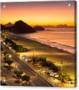 Copacabana Acrylic Print