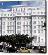 Copacabana Palace Acrylic Print