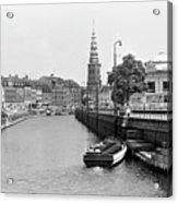 Copenhagen Canal 1 Acrylic Print