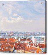 Copenhagen City Denmark Acrylic Print