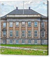 Copenhagen Eastern High Court Acrylic Print