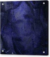 Copious Blue Acrylic Print